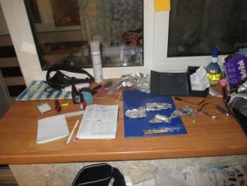 Полицейские Нижнего Тагила накрыли наркопритон в посёлке Старатель