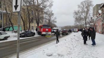 В Нижнем Тагиле из-за сообщения о минировании эвакуировали Демидовский колледж