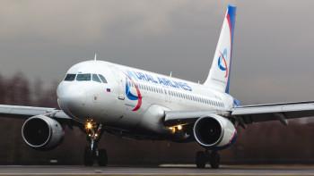Самолёт «Уральских авиалиний» экстренно сел в Ростове из-за отказа двигателя