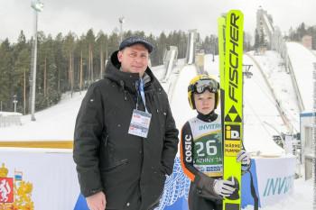 Тагильчанка заняла 24-е место на Кубке мира по прыжкам на лыжах с трамплина на горе Долгой