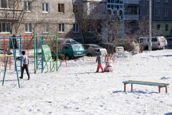 Куйвашев отчитается перед Путиным за строительство детской площадки в Нижнем Тагиле