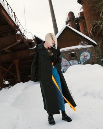 Российский бренд модной одежды Befree выпустил лукбук в локациях Нижнего Тагила (ФОТО)