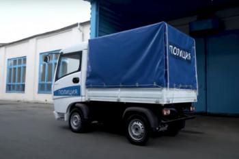 В Туле для полиции выпустят электрический мини-автозак «Муравей» (ВИДЕО)