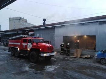 В Екатеринбурге сгорел подпольный террариум вместе с животными