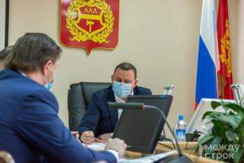 В мэрии Нижнего Тагила обсудили организацию движения в связи с ремонтом моста на Циолковского. Но окончательное решение ещё не приняли