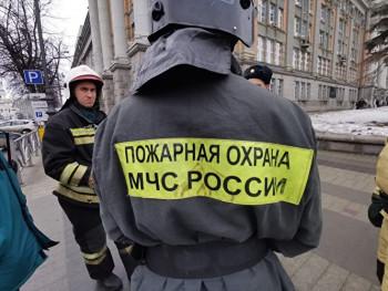 Мэрию Екатеринбурга эвакуировали из-за сообщения о минировании