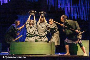 На сцену Нижнетагильского театра кукол после двухлетнего перерыва возвращается спектакль о женщинах на войне
