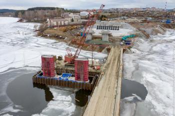 Мэрия Нижнего Тагила хочет оштрафовать генподрядчика строительства моста через Тагильский пруд на 400 тысяч рублей