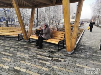Парк Победы на ГГМ в Нижнем Тагиле стал одним из лучших проектов благоустройства России. По фотографиям такого не скажешь