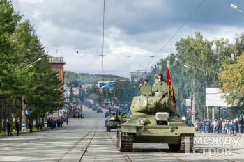 Салют и парад военной техники. В администрации Нижнего Тагила рассказали, как пройдёт День Победы в этом году