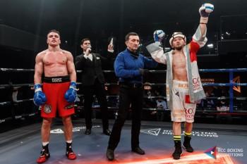 Боксёр из Нижнего Тагила Никита Кузнецов проиграл очередной бой