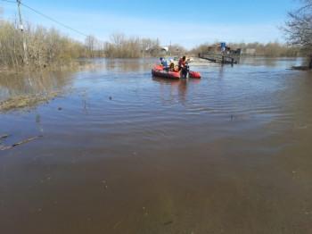 МЧС спрогнозировало пик паводка в Свердловской области в ближайшие три дня
