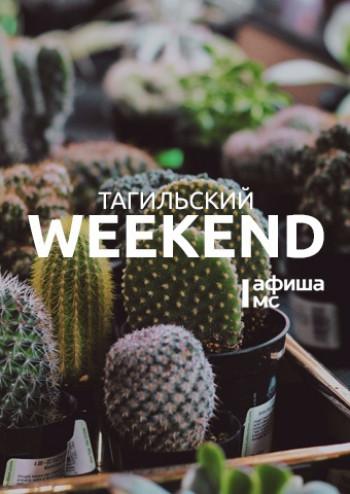 Тагильский weekend топ-11: плавание на SUP-досках, «Библионочь» и субботники