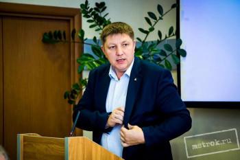 Бывший вице-мэр Нижнего Тагила Константин Захаров зарегистрировался на праймериз «Единой России» на участие в выборах в Госдуму