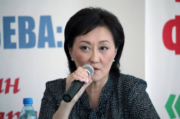 Экс-мэр Якутска Сардана Авксентьева будет баллотироваться в Госдуму от «Новых людей»