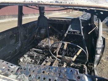 В Качканаре сотрудники ГИБДД спасли мужчину из горящей машины (ВИДЕО)