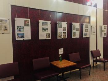 В Нижнем Тагиле открылась выставка в память о художнике-фронтовике Вилене Мухаркине