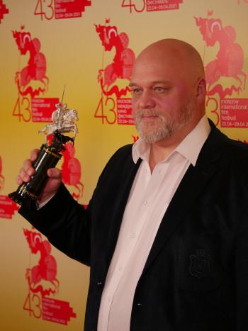 Алексей Федорченко награждён за лучшую режиссуру на Московском международном кинофестивале