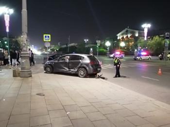 ГИБДД нашла признаки опьянения у сбившего 6 человек на тротуаре в Екатеринбурге водителя