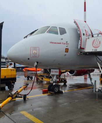 Самолёт авиакомпании «Россия» назвали в честь Нижнего Тагила