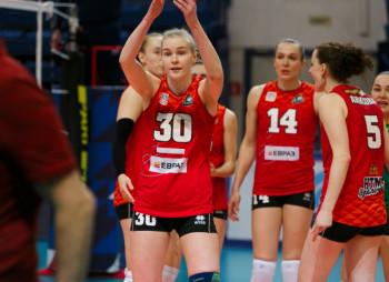 Две «уралочки» вошли в состав сборной России