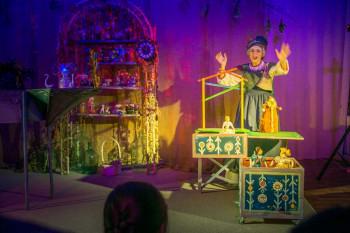 Моноспектакль тагильских кукольников взял приз международного фестиваля