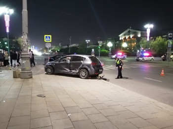 В Екатеринбурге суд отказался арестовать водителя, сбившего на тротуаре шесть человек