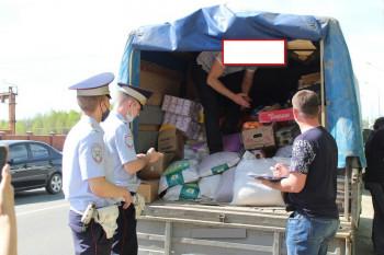 В Нижнем Тагиле полицейские изъяли 27 тысяч пачек нелегальных сигарет