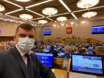 «Понял, что могу делать больше»: депутат Госдумы от Нижнего Тагила Алексей Балыбердин объяснил отказ от участия в праймериз