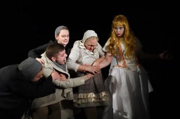 Нижнетагильский «Маленький театр» попал в шорт-лист фестиваля современного театра «Кислород»