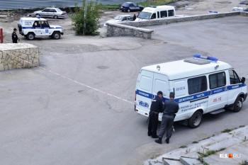 В Екатеринбурге полицейский найден мёртвым во время несения дежурства
