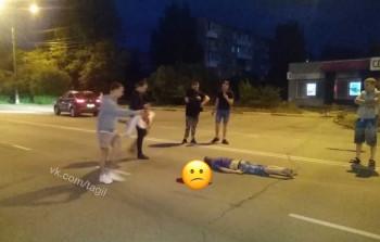 В Нижнем Тагиле под колёсами иномарки погиб пешеход