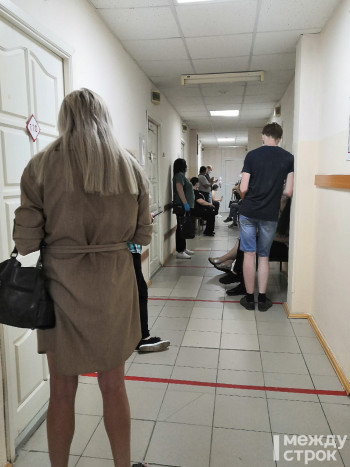 В поликлинике №4 Нижнего Тагила контактных с ковид-больными просят нарушить самоизоляцию и прийти в стационар самостоятельно