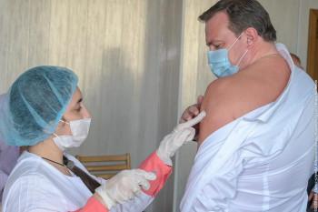 Владислав Пинаев прививался от коронавируса в мае, но решил это не афишировать