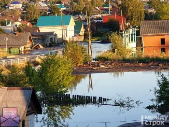 Губернатор Куйвашев дал месяц на ликвидацию последствий наводнения в Верхней Салде