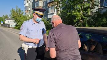 33 грубых нарушения правил дорожного движения выявили сотрудники ГИБДД Нижнего Тагила за два дня