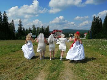 Под Нижним Тагилом пройдёт массовый забег в свадебных нарядах