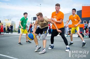 Тагильчан приглашают поучаствовать в чемпионате города по уличному баскетболу