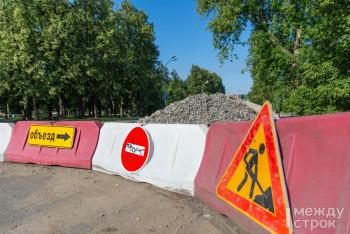 На Вагонке из-за ремонта теплотрассы закроют движение по Ленинградскому проспекту