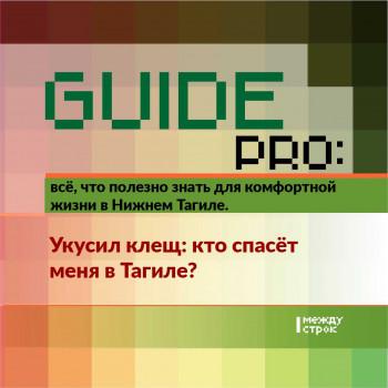Guide PRO. Укусил клещ: кто спасёт меня в Тагиле?