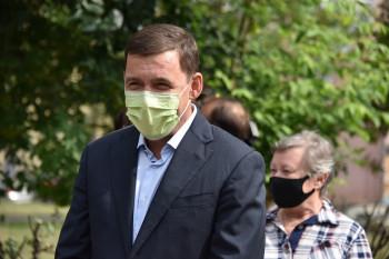 Губернатор Куйвашев начал составлять свои рабочие поездки, опираясь на жалобы людей в Instagram