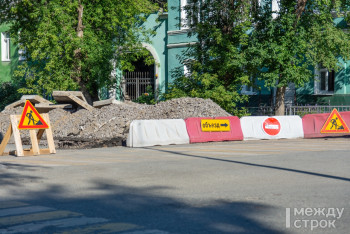 Центральные улицы Нижнего Тагила откроют после ремонта на две недели позже