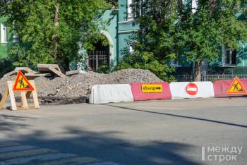 Из-за ремонта теплотрассы на месяц закроется автомобильное движение по улице Карла Маркса в Нижнем Тагиле