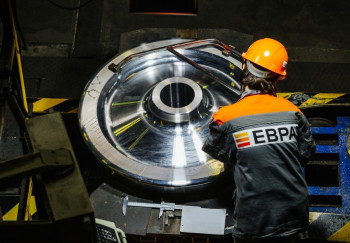 На ЕВРАЗ НТМК появится новая линия выходного контроля железнодорожных колёс