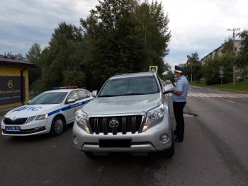 В Нижнем Тагиле пройдёт рейд по выявлению водителей-нарушителей