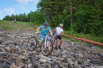 На горе Белой в последний день июля соберутся горные велосипедисты со всего Урала