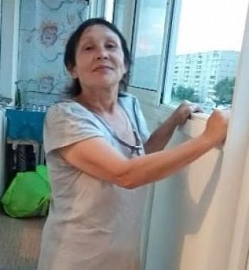 В Нижнем Тагиле пропала 56-летняя женщина