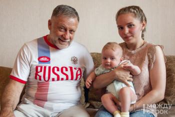 «Ты чё, батя, с ума сошёл?!» 20-летняя тагильчанка вышла замуж за своего 73-летнего тренера, втайне от родных переехала в Москву и родила ему ребёнка