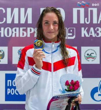 Спортсменка из Нижнего Тагила заняла 7-е место на Олимпиаде в плавании на дистанции 1500 метров
