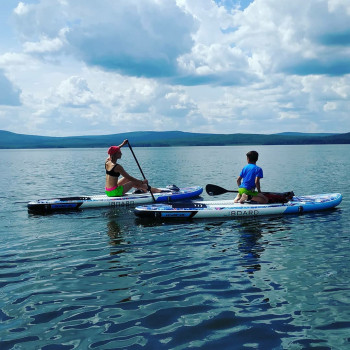 Жителей Нижнего Тагила зовут на благотворительный заплыв на сап-досках